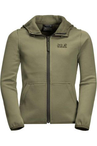 Jack Wolfskin Fleece Kiewa light khaki
