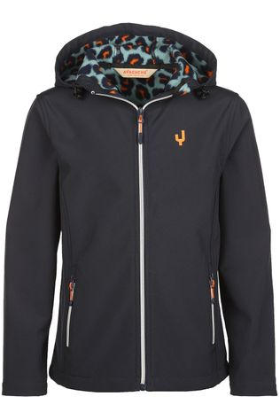 Ayacucho Junior Softshell Farah Bleu