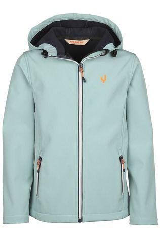 Ayacucho Junior Softshell Farah Bleu Clair