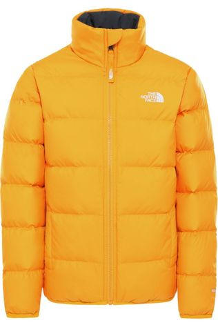 The North Face Doudoune Y Rev Andes Jaune Moyen