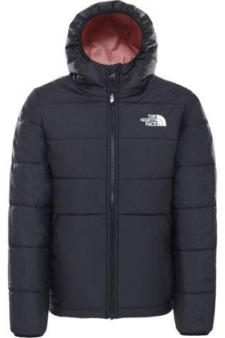 The North Face Donsjas G Rev Perrito Zwart/Zalmroze