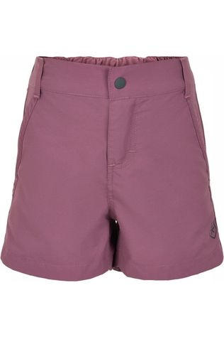 Color Kids Short Kariba Pourpre