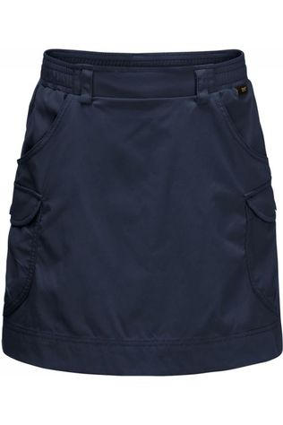 Jack Wolfskin Skort Treasure Hunter Donkerblauw