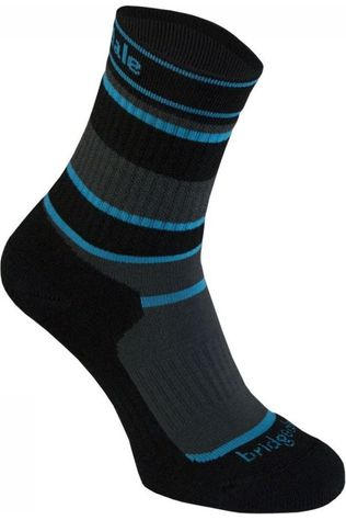 Bridgedale Sock Hike Merino Endurance Junior mid grey/black