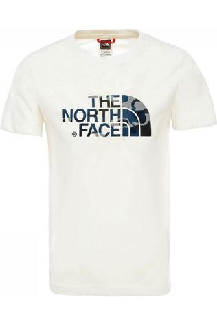 The North Face T-Shirt Easy Blanc