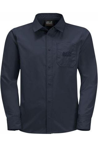 Jack Wolfskin Shirt Lakeside dark blue