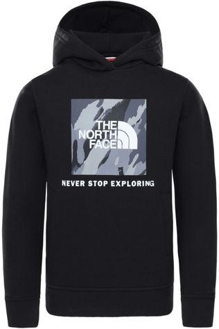 The North Face Trui Y New Box P/O Hoodie Zwart