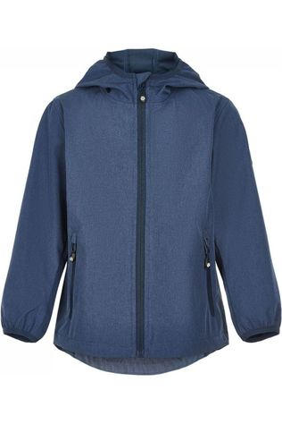 Color Kids Softshell Tadimir Softshell Aop Bleu Foncé