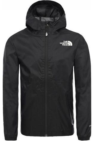 The North Face Manteau Youth Zipline Rain Noir
