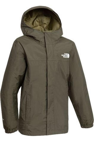 The North Face Manteau Boy'S Resolve Reflective Kaki Moyen
