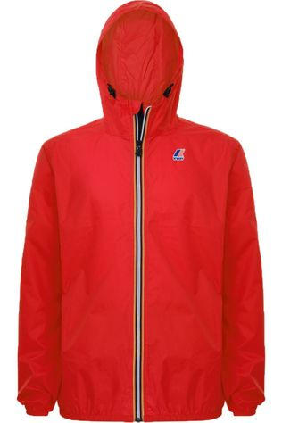 K-Way Coat Le Vrai 3.0 Claude Kids red