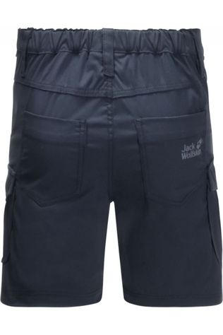 Jack Wolfskin Short Treasure Hunter Bleu Marin