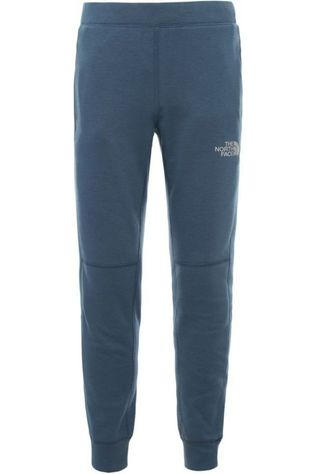 The North Face Broek Boy'S Slacker Cuffed Blauw