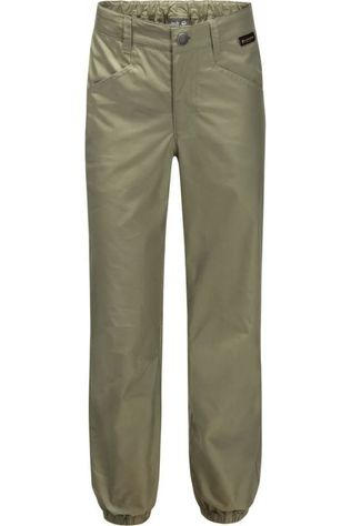 Jack Wolfskin Trousers Lakeside light khaki