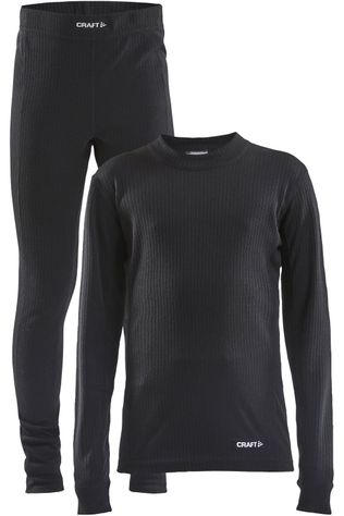 Craft Trouser Core Dry Baselayer Set black