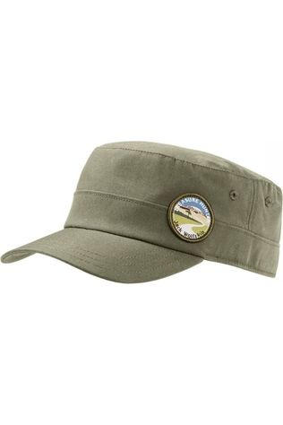 Jack Wolfskin Casquette Treasure Hunter Kaki Clair