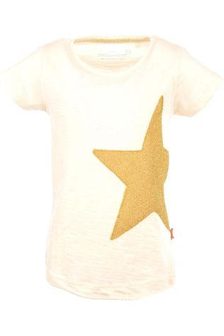Stones and Bones T-Shirt Camille - Star Blanc Cassé