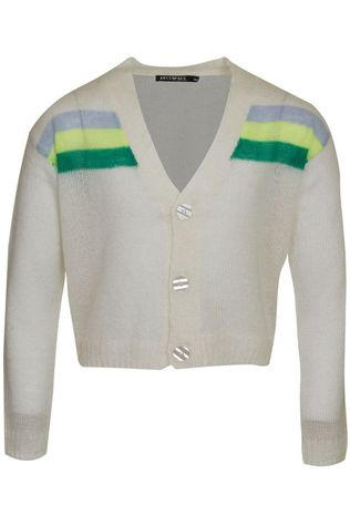 Awesome Cardigan Glamour-G-15-G off white