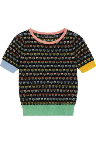 Petit Louie Pullover Agnes Arcade Black/Assorted / Mixed