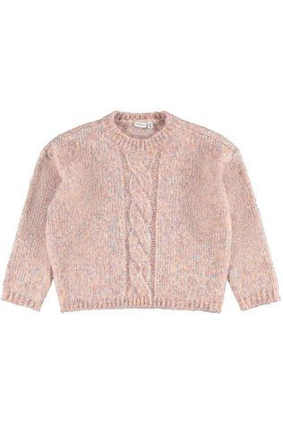 Name It Pullover Nkfsette Knit light pink