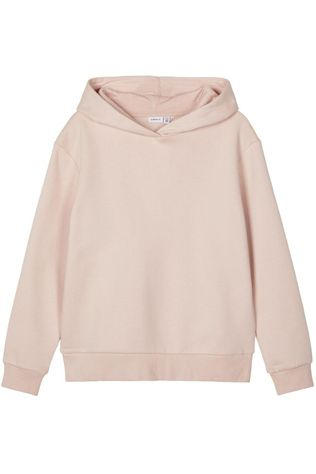 Name It Pullover Nkftelua Wh Bru light pink