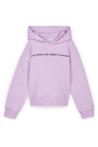 CKS Kids Pullover Cirry light purple