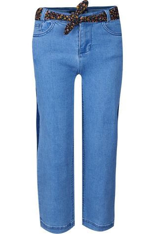 Awesome Jupe Dixie-G-33-I Denim / Jeans/Bleu Moyen (Jeans)