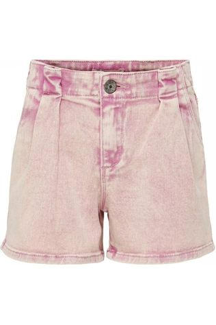 Kids Only Konnamy Acid Colored Dnm light pink
