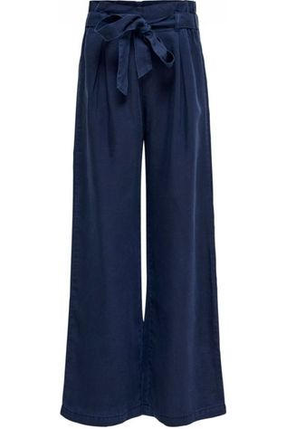 Kids Only Trouser Konellen Palazzo Wvn dark blue
