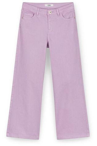 CKS Kids Trouser Toyawide light purple