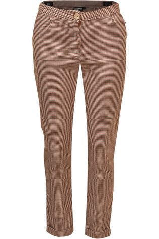 Awesome Trouser Carly-G-37-B Mid Brown/Assorted / Mixed