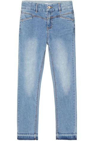 Name It Jeans Nkfsalli Dnmtrillas 2460 Hw An Noos Denim / Jeans/Middenblauw (Jeans)