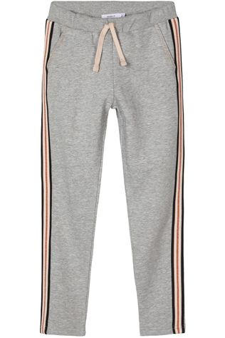 Name It Trouser Nkftribi Bru Noos Light Grey Marle