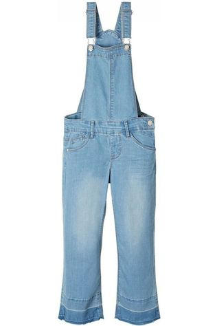 Name It Jumpsuit Batul Denim Jeans/Lichtblauw