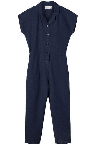 Name It Jumpsuit Nkfdafona dark blue