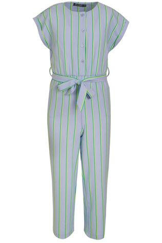 Awesome Jumpsuit Glamour-G-64-A Light Blue/Assorted / Mixed