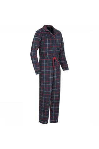 Eskimo Pajama Tartan Girl Onesie blue/Assortment