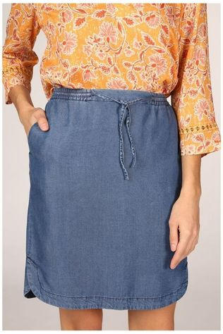 Terre Bleue Skirt Kansas mid blue