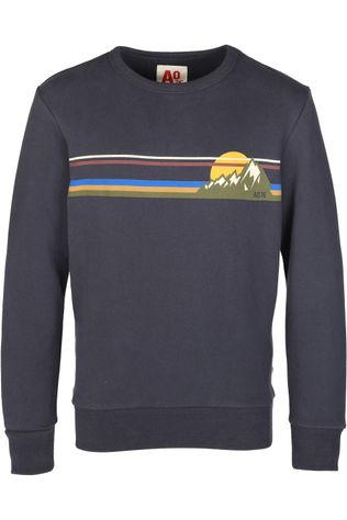 AO76 Trui C-Neck Mountain Donkerblauw