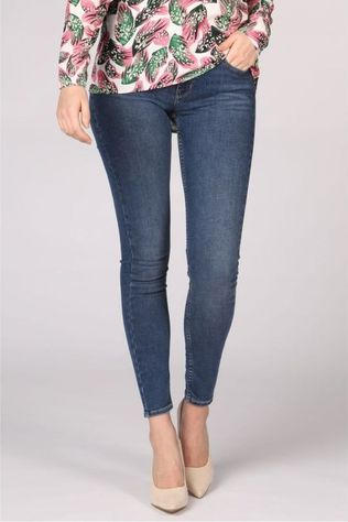 Levi's Jeans 710 Innovation Super Skinny Mid Blue (Jeans)