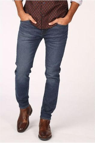 Levi's Jeans 512 Donkerblauw (Jeans)