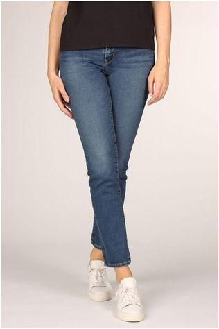 Levi's Jeans 724 High Rise Straight mid blue