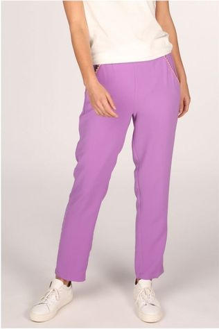 CKS Women Trousers Luwingo purple