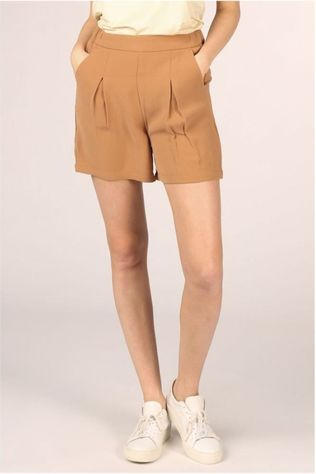 CKS Women Shorts Pippai mid brown