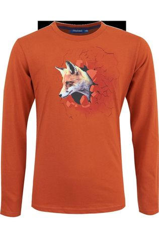 Someone T-Shirt Renard-Sb-03-I rust