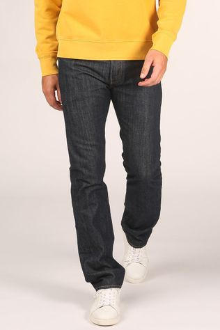 Levi's Jeans 501 Jeans/Donkerblauw