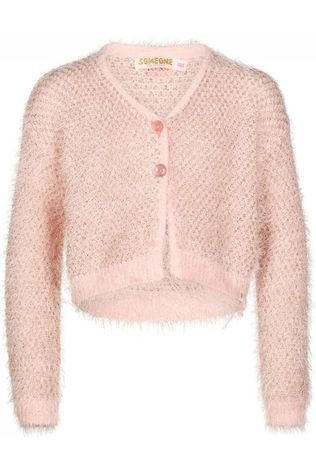 Someone Cardigan Soiree-Sg-15-D Lichtroze