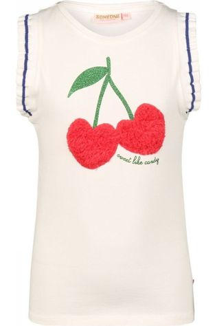 Someone T-Shirt Fruity-Sg-01-E Blanc Cassé