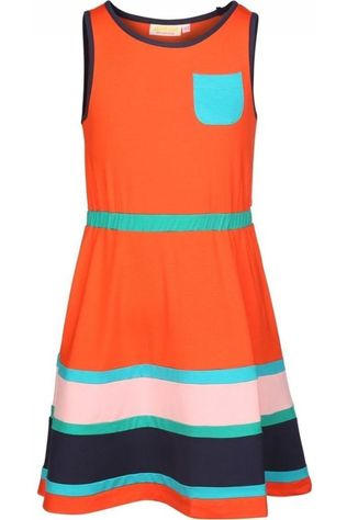 Someone Robe Camille-Sg-50-D Orange/Assorti / Mixte