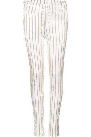 Awesome Pantalon Omg-G-37-B Blanc Cassé/Assorti / Mixte